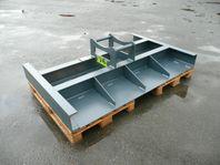 Avjämning,Planeringsbalk 2m Grävfäste S45/S50