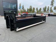 Hakarps - 13,5m3 lastväxlarflak hardox Nyhet