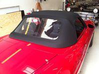 Sufflett cab till Fiat Barchetta Tyg
