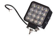 12-24Volt LED arbetsbelysning BORTSLUMPAS
