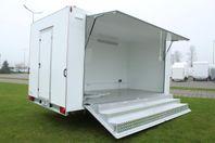 Tomplan TW 470 Eventvagn Försäljningsvagn FINANS