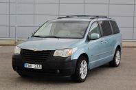 Chrysler Town & Country 3.8 V6 Automat 7-sits 200hk