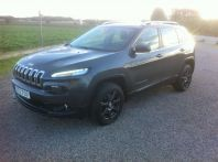 Jeep Cherokee 2.0 CRD 170HKR 4WD Automat
