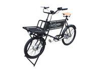 The Butcher classic delivery bike med el