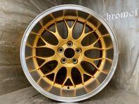 """18"""" Super dtm & MK18 i Guld Silver & Svarta"""