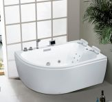 Fullutrustat massagebadkar PM-hem