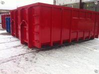 Lastväxlarflak 10-50 m3, Flak för lastväxlare