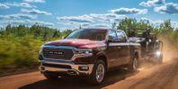 Oljebyte Dodge Ram Pickup