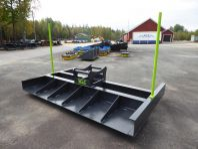 Planeringsbalk 3200x2000 Grävfäste S70,S80,S2