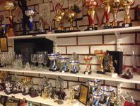 Pokaler /Medaljer / Sportpriser / Skyltar