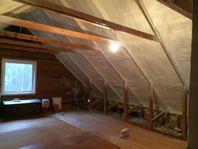 Konvertering av vind/källare till boyta