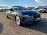 BMW 420 d Convertible Steptronic Luxury Line