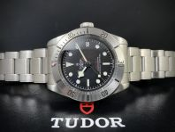 Tudor Black Bay Steel 41mm Svart Fullset Toppskick 2019