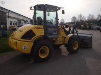 New Holland W 80 B Lastare, Uthyres