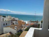 Hus i genuin fiskeby, Algarve
