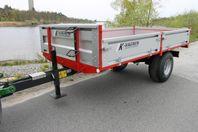 K-vagnen 6 ton/tippvagn