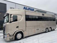 ALFAB Limited Edition på Scania S V8