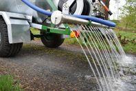 Bevattning/Tankvagn
