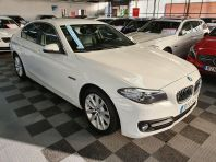 BMW 520 d Sedan Steptronic Euro 6 190hk