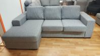 Rimini 3 sits med divan Rocco grå 3995:- Ny