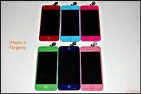 Iphone 5 Display/Lcdmodul i olika färger