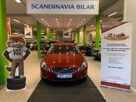 Volvo S60 Polestar 2.0T 240hk Automat 6500 Mil 1 Ägare Drag