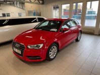Audi A3 Sportback 1.4 TFSI Attraction, Comfort 122hk