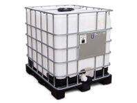 IBC behållare 1000 liter UN-godkänd