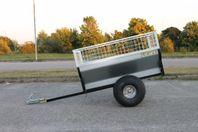 ATV Kärra / Gårdsvagn Worker