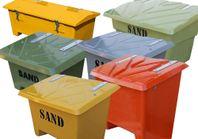 Sandlådor - Förvaringslådor - Redskapslådor