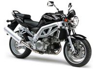 Begagnade delar Suzuki SV 1000 04-05