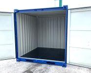 Nya 6 8 10 fot container i Västerås