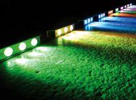 Sublight undervattensljus RGB - valfri färg