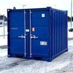 Nya 6 8 10 fot container i Vallentuna