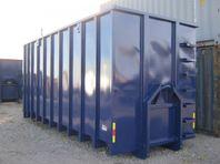 Lastväxlarflak / Container 38m³