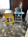 Bästa barn stolen matstol från 4Moms
