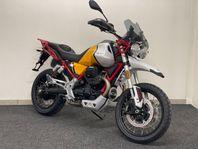 Moto Guzzi V85 TT Evacotive Giallo