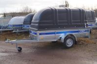 DEAL Tiki trailer C-265 ink Kåpa FINANS