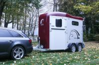Cheval Touring Country alu fronturlastning