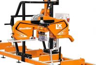 Wood-Mizer LX100 sågverk Vårkampanj