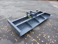 Avjämningsbalk,Planeringsbalk 2,5m S45/S50