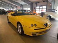 Alfa Romeo Spider 2.0 TS Lusso, Elegante Limiterad nr 354