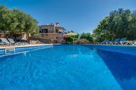 Privat villa på Mallorca för upp till 12 personer