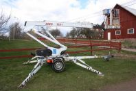 Skylift i Hultsfred /Silverdalen uthyres