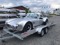Biltrailer, Maskintrailer, Bilsläp 2000 kg