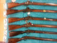 Svartkrutsgevär o luftgevär