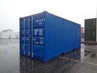 Kampanj Containers för hyra el hyrköp
