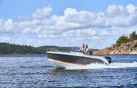 """Uttern S59 / Mercury F115 CT """"Lev.till våren"""""""