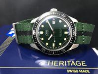 Oris Diver Heritage Sixty-Five Green 42mm