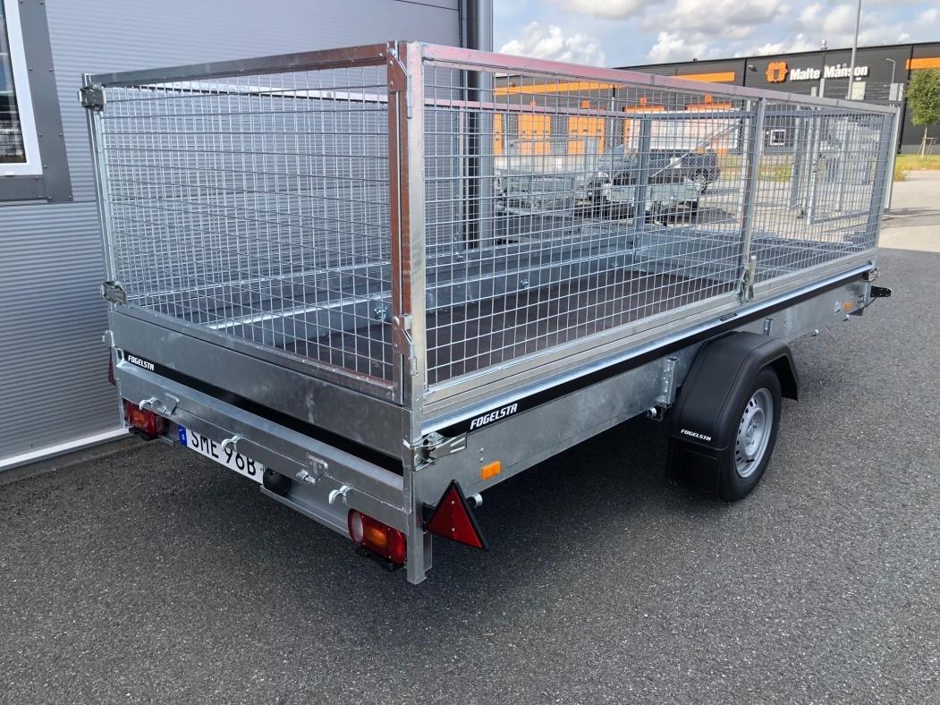 Släpvagn Fogelsta S1537U Stör...